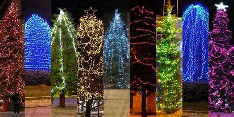maneras de adornar el arbol de navidad abeto ideas para decorar arboles de navidad