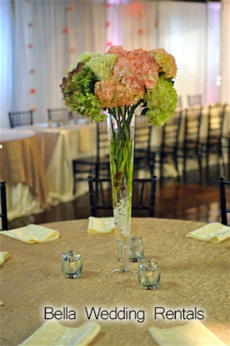 renting centerpieces for weddings wedding centerpiece rentals guest table centerpieces