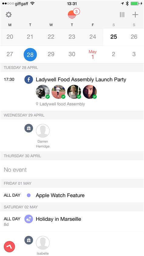 better calendar app for iphone the best alternatives to the iphone apps in 2015