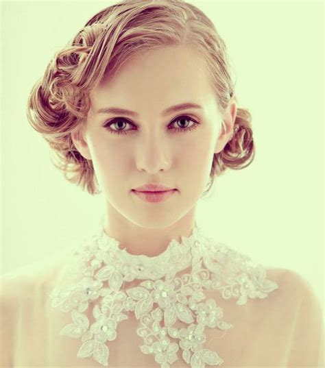 Wedding Hairstyles With Curls by 23 Hairstyles For Weddings Hairstyle