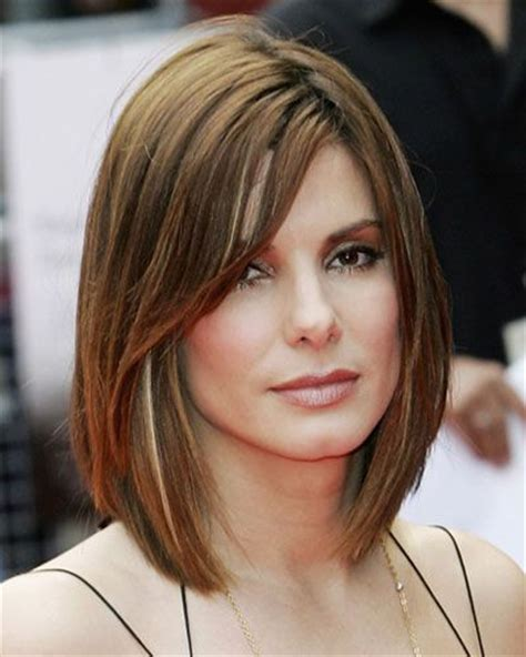 straight shoulder length layered bob haircut 5 celebrity long bob hairstyles hairstyle pinterest