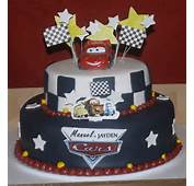 Hectors Custom Cakes Disneys Cars Themed Cake
