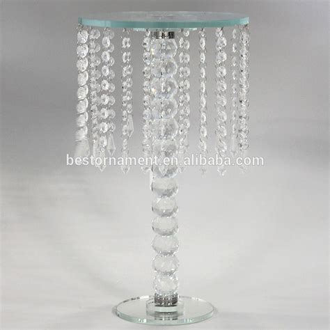Wedding Crystal Candle Holders Vases Table Chandeliers Table Candle Chandelier