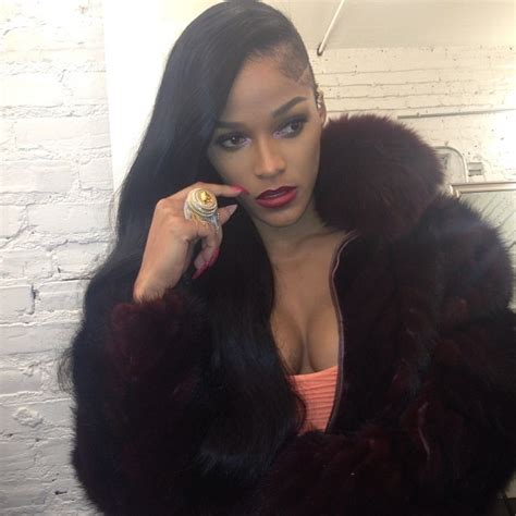 joseline hernandez short hair joseline responds to k michelle compares herself to j