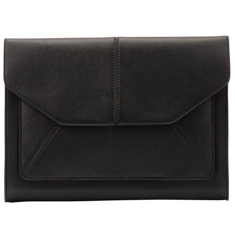 Clutch Bag 1 lewis oversized envelope clutch bag in black lyst