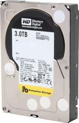 Drive 3 5 Inch Western Digital western digital 3tb re enterprise drive 3 5 inch
