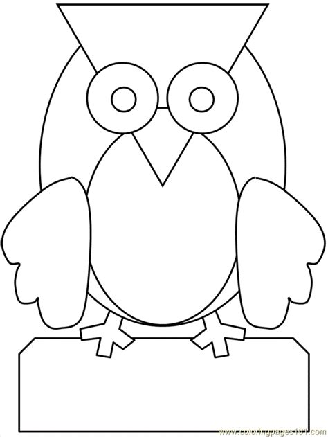 owl pattern worksheet free printable owl pattern az coloring pages