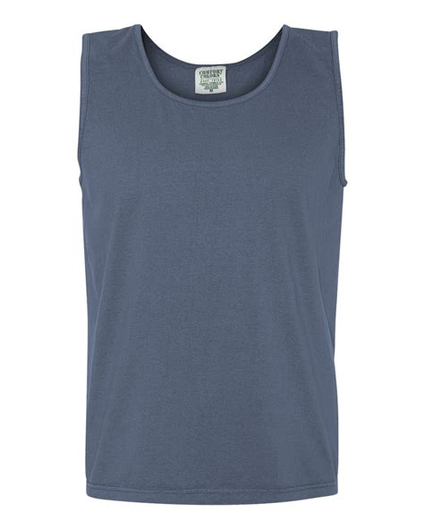 Comfort Colors 9360 by Comfort Colors Mens Pigment Dyed Tank Top T Shirt S M L Xl 2xl 3xl 9360 C9360 Ebay