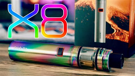 rba vape tutorial smok stick x8 kit plus an x baby rba build tutorial
