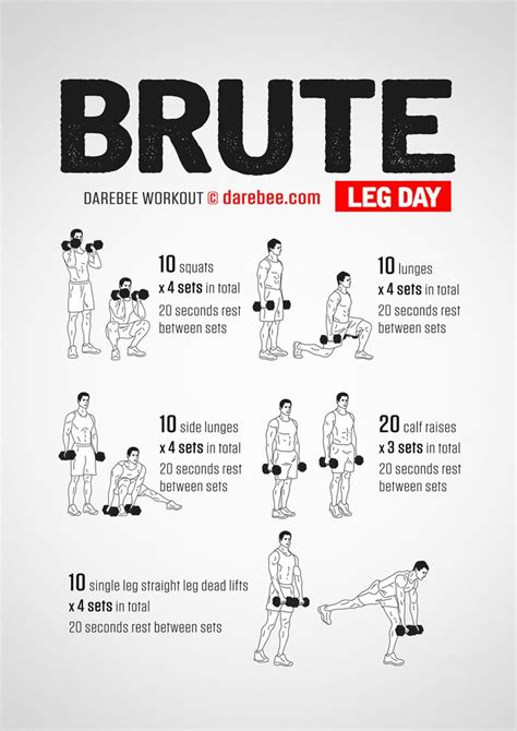 best site for workout routines 17 best ideas about leg day routine on legs