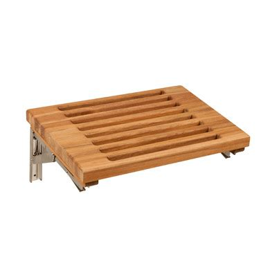 fold down teak shower bench teakworks4u teak wall mount fold down shower bench seat