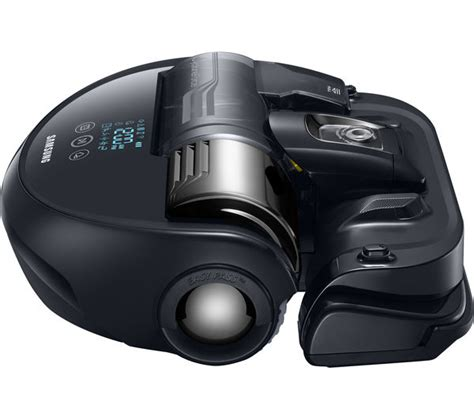 buy samsung vr20k9350wk robot vacuum cleaner black free delivery currys
