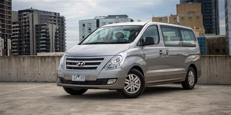 van hyundai 2016 hyundai imax review photos caradvice