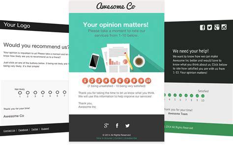 Email Survey - sendwithus blog survey emails