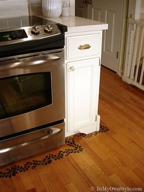 decorative accents kitchen base cabinets with in