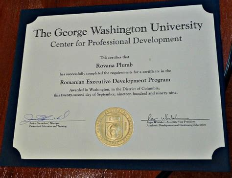Gwu Mba Diploma by Magna Fraude Dumitrescu Mang Kovesi And Now Plumb