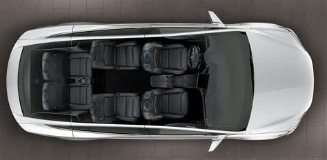 Model 6 Tesla 6 Seat Tesla Model X
