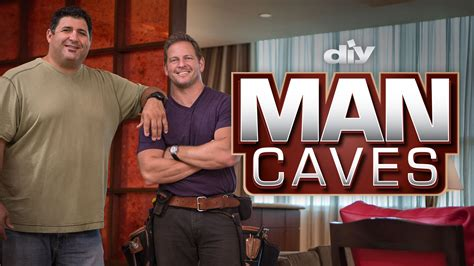 makeover tv shows this cork got his cave on a us home