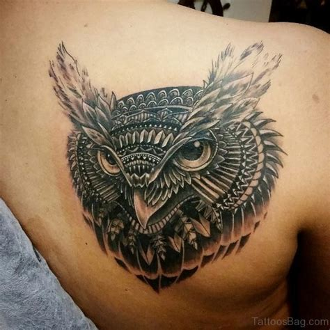owl shoulder tattoo 40 speechless owl on shoulder