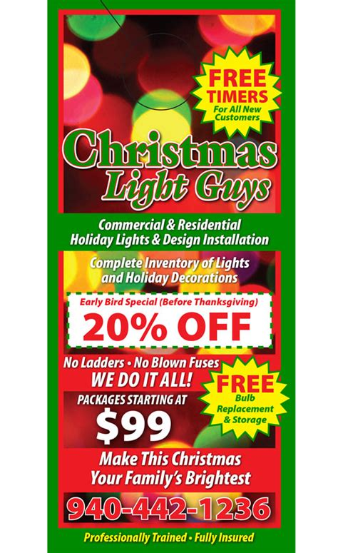 christmas light hanging door hanger sles