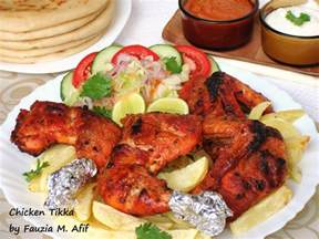 chicken tikka fauzia s kitchen fun