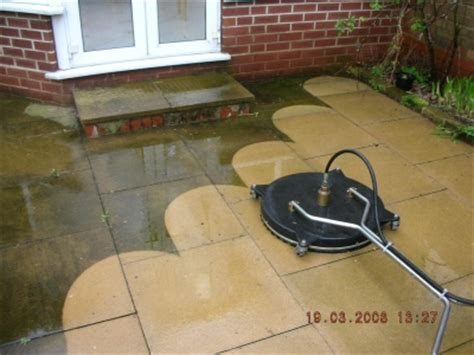 Cleaning Patio by Midland Block Paving Cleaners Sutton Coldfield 22