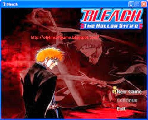 Bleach Game For Pc Free Download Full Version | free download pc games bleach the hollow strife full