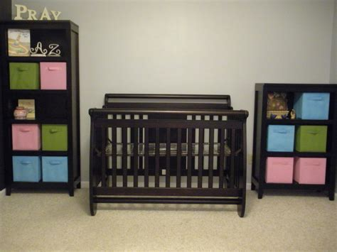 Baby Dreams Crib by Baby S Color Transformed Family