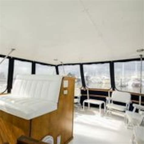 airbnb boat rental jacksonville restored vintage hatteras yacht boats for rent in charleston