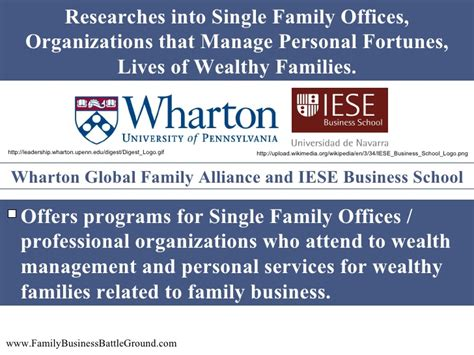 Wharton Mba Strategies And Family Choice by 5 Top Business Schools Offering Family Business Programs