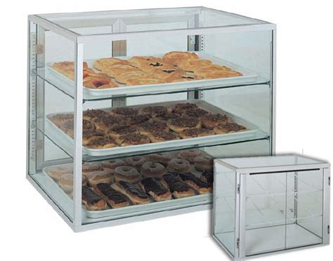 Countertop Food Display countertop food display trio display