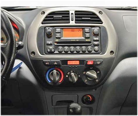 Toyota Rav4 Stereo Toyota Rav4 Lenkradfernbedienung 1 Din Radio Einbauset