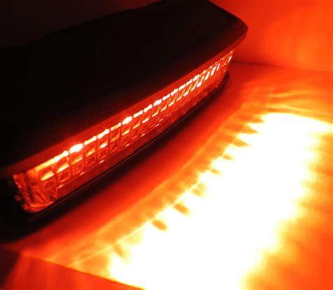 volunteer firefighter lights and sirens volunteer led dash light grill light combo