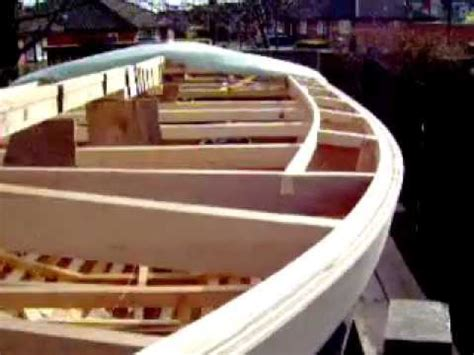 backyard boatbuilding backyard boatbuilding wooden boats youtube