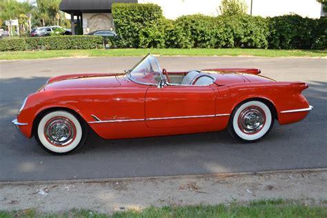 1955 chevrolet corvette convertible 116020