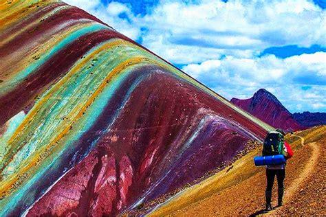 peru color la monta 241 a de siete colores mysticlands peru