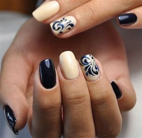 Modele Ongles by Les Tendances Chez La D 233 Co Ongles 62 Variantes En Photos