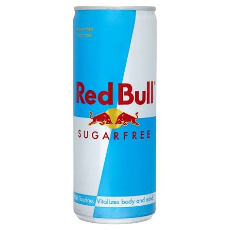 energy drink no sugar buy redbull sugar free cans 250ml x 24 for only 163 17 99 j