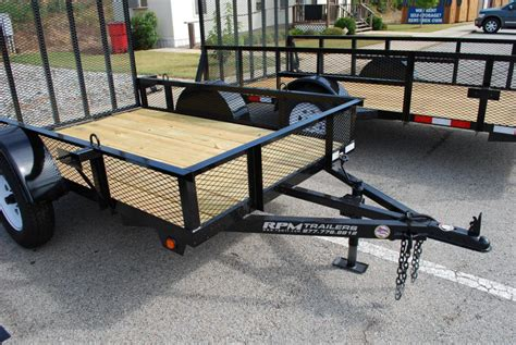 Utility Trailer Flooring by Utility Trailers For Sale Cargo Trailers For Sale At Rpm