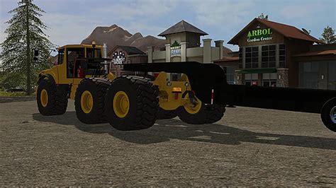 volvo ag semi rock   fs  farming simulator  mod ls  mod fs  mod