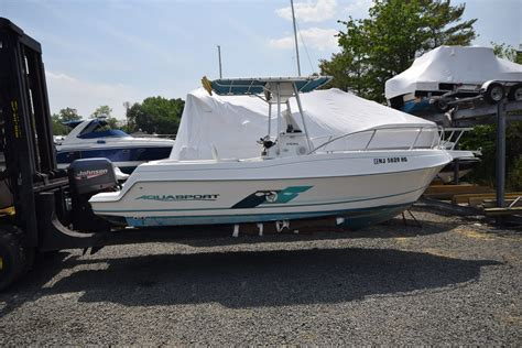 aquasport boats for sale nj aquasport new and used boats for sale in new jersey