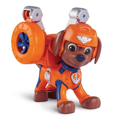 pup pack badge zuma air rescue products paw patrol
