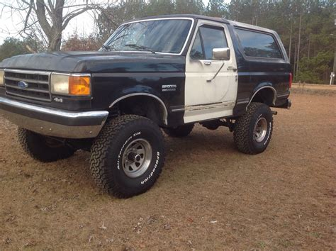 bronco car lifted bronco blazer lifted truck classic ford bronco 1989 for sale