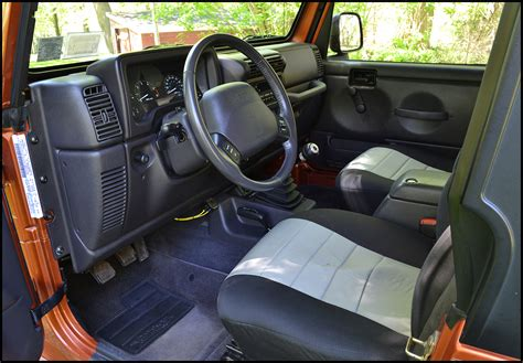 2000 Jeep Interior by 2000 Jeep Wrangler Pictures Cargurus