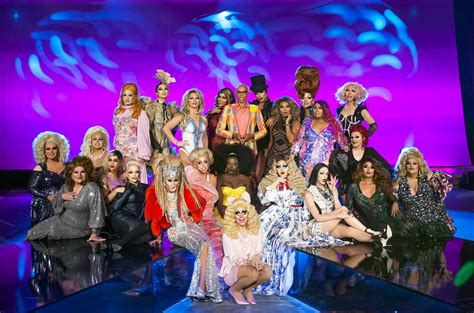 What Season Of Rupaul S Drag Race Was Detox On by Rupaul S Drag Race Season 10 Premiere Best Fan