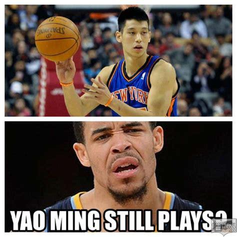 Jao Ming Meme - yao ming still plays meme