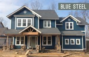 blue gray house color picking an exterior paint color young house love