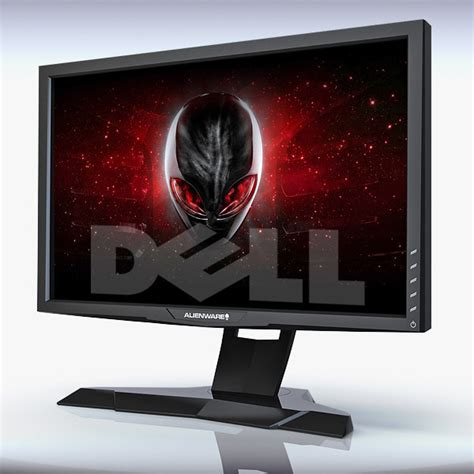 monitor dell alienware optx 3d max