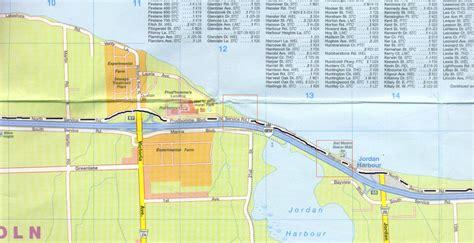Stop Mapart Stop Map bike trip niagara falls july 2001 day 10