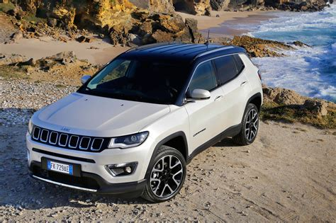jeep compass limited jeep compass multijet 140 limited 2017 review autocar